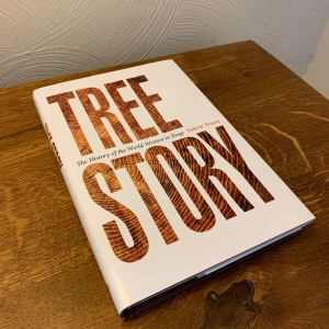 "Photo of Trouets new book ""Tree Story"""