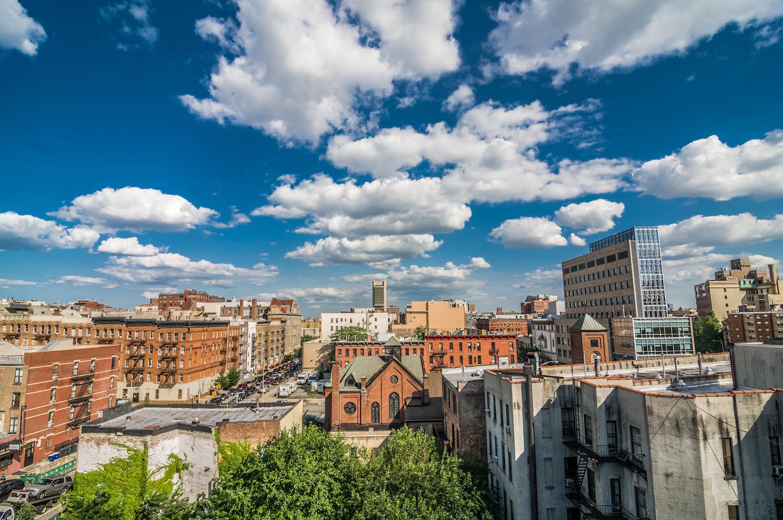 Photo of Harlem in New York City