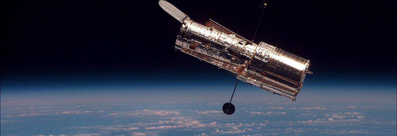 Picture of NASA's Hubble Space Telescope