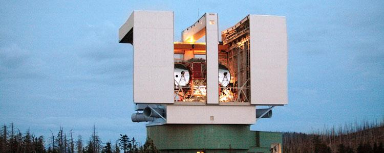 University of Arizona - Large Binocular Telescope
