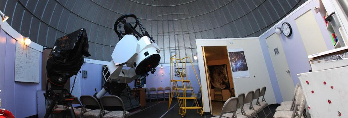 Mt. Lemmon SkyCenter Education