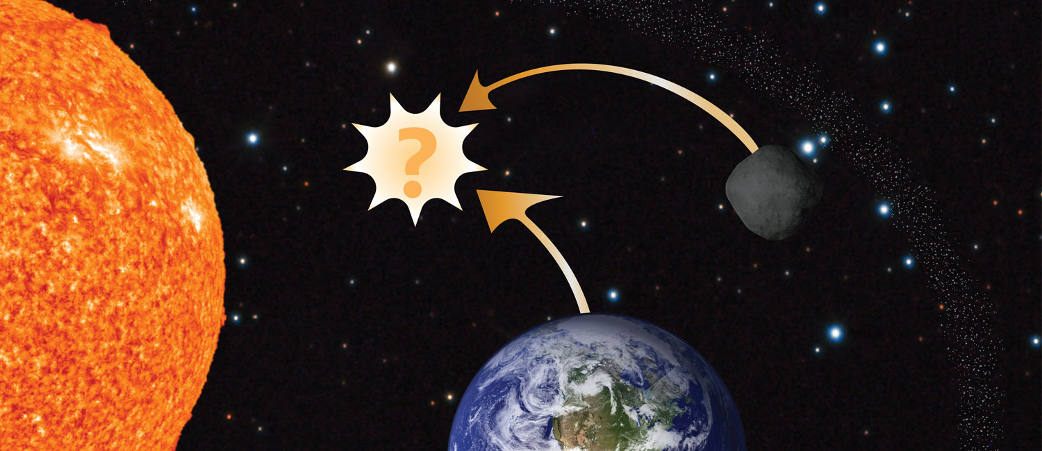 Should we worry about asteroids?