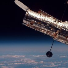 Picture of NASA's Hubble Space Telescope
