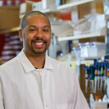 Photo of University of Arizona immunobiologist Michael Johnson