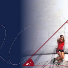 University of Arizona athlete demonstrates the physics of the hammer for the olympics