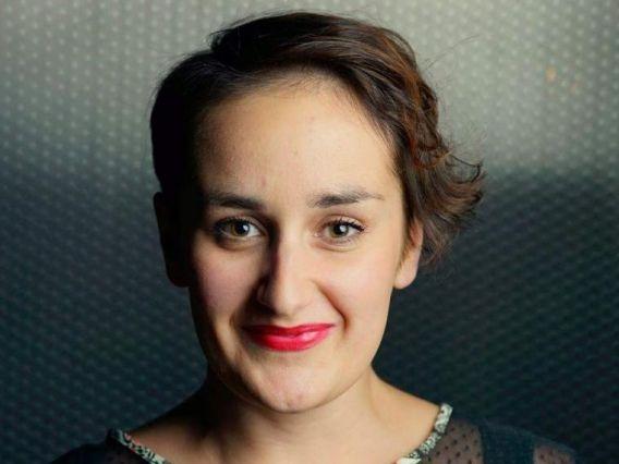 Portrait of Anna Darian