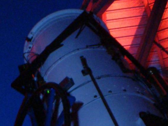 Steward .9m Spacewatch telescope